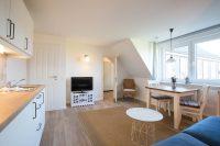 Wohnküche - Ferienwohnung Hiasdääl